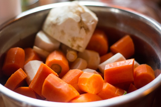 Special Carrots Dish