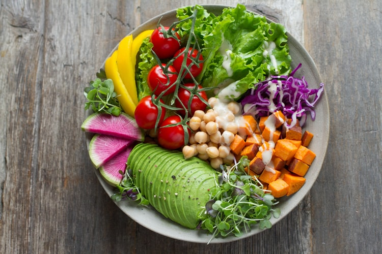 healthy side dish vegetables