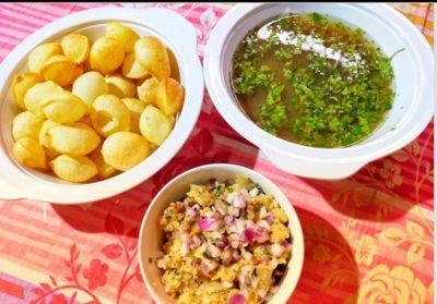 fuchka recipe