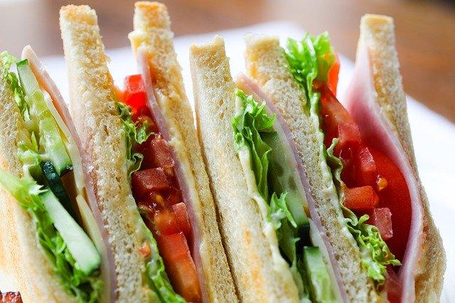 Veg Sandwich Mayonnaise