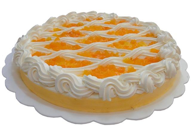 Orange Cake For Kids