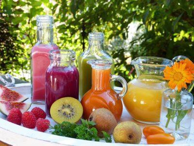 fruit juice for skin whitening & lightening