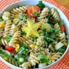 How To Make Salad Pasta