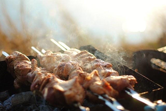 Kaghzi Kebab