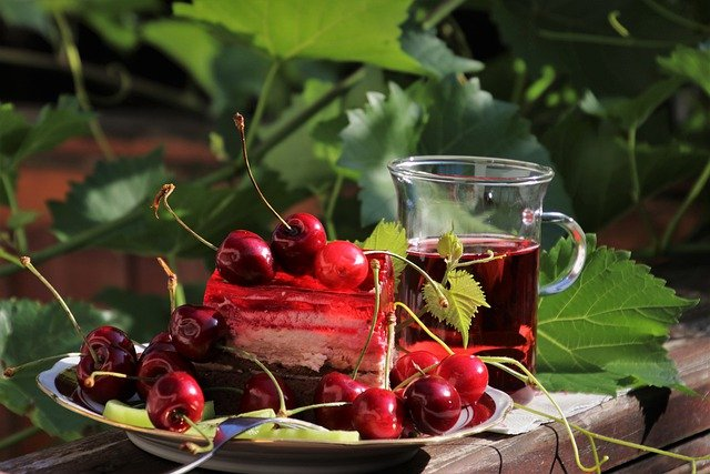 Tart Cherry Juice Powder