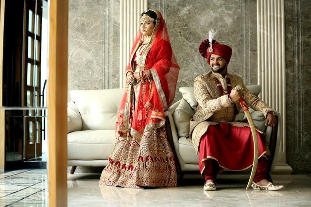 Punjabi Wedding Fancy Sadiyan